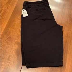 Caslon Bermuda shorts with tags